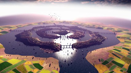 The lost legend tf Atlantis