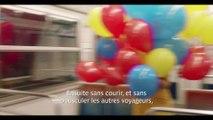 LES CONSIGNES DE SÉCURITÉ proposé par HAVAS PARIS pour RATP