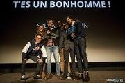 Sylvain Certain - T'es un bonhomme - Mobile Film Festival 2017 - Award Ceremony