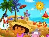 Dora 4x15 Las estaciones desordenadas