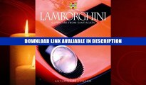 [Download] Lamborghini: Supercars from Sant Agata (Haynes Classic Makes) by Anthony Pritchard