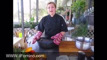 Wood Fired Pernil Tacos using the ilFornino Wood Fired Pizza Oven