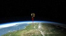 Ségolène Royal lance MicroCarb, le satellite français du CNES qui mesure le CO2 à l'échelle planétaire
