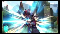 Stormblades (by Kiloo) - iOS/Android - HD Gameplay Trailer