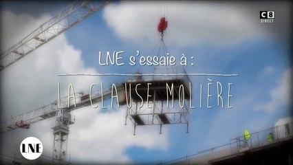 """LNE s'essaie à """"La clause Molière en vrai"""" - La Nouvelle Edition - 15/03/2017"""