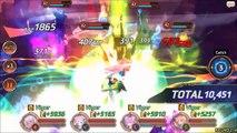 Monster Super League Dark Miho Gameplay (Dark Miho Rebirth ★ Awakening ★ Dark Ran Evolutio
