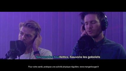 "MagnéVie B6 Express ""SauvonsLesTouillettes"""