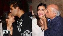 Alia Bhatt turns 24, daddy's 'masterpiece' and Karan's 'sweetheart'