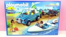 PLAYMOBIL deutsch: PLAYMOBIL Summer Fun Surfer Pickup mit Speedboat 6864 Playmobil deutsch