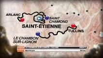 Parcours / Route - Critérium du Dauphiné 2017