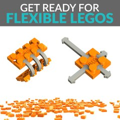 Flexo makes Legos bendable