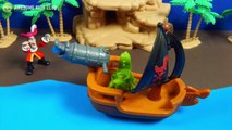 Jake and The Neverland Pirates Finger Family Song Stopmotion! A stopmotion animation nurse