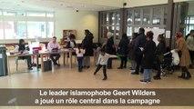 Aux Pays-Bas, des musulmans se rendent aux urnes