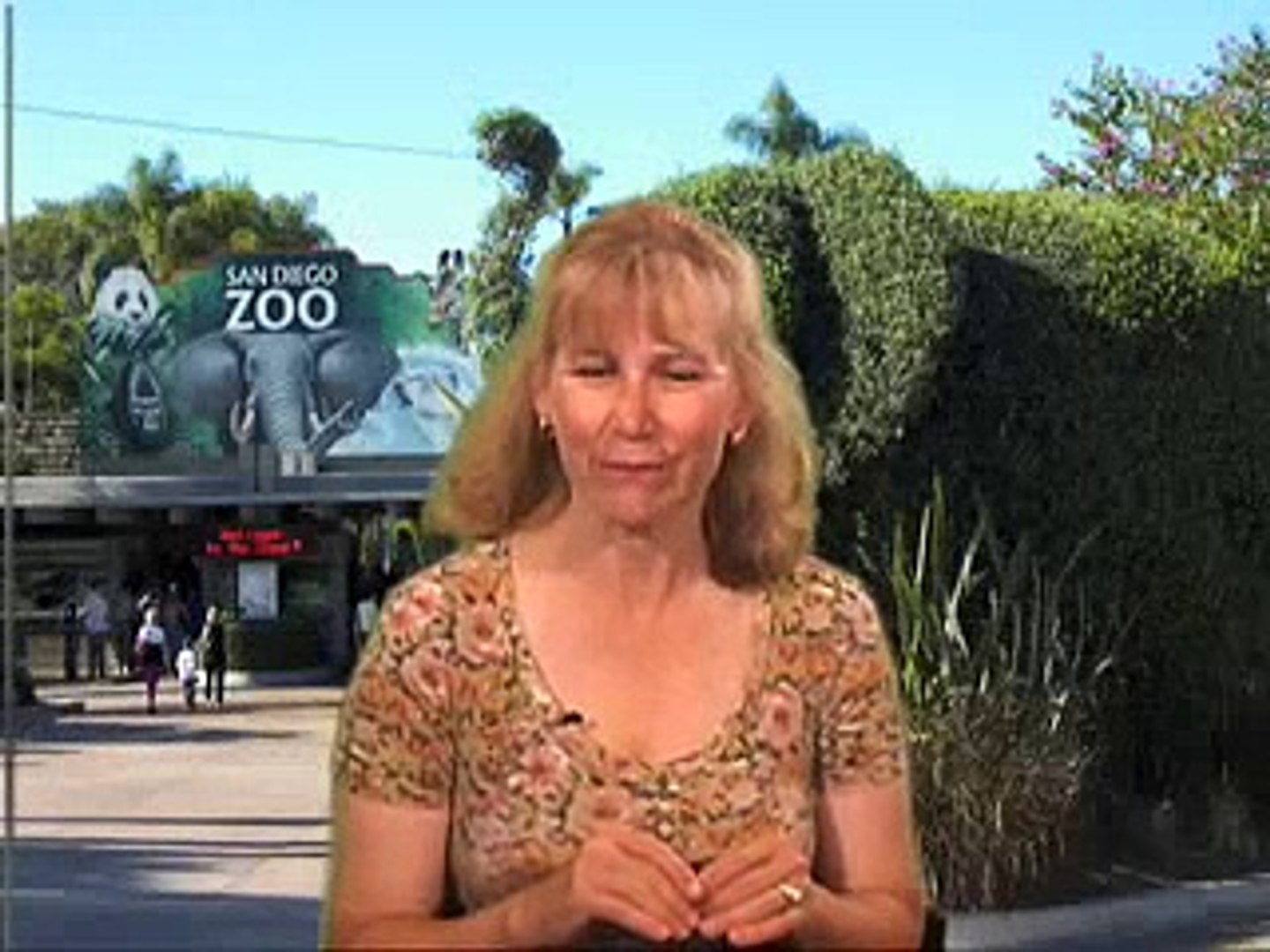 San Diego Zoo at 90: Barless Cages