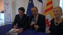 D!CI TV : Alpes du Sud : La région aux côtés de D!CI TV comme (presque) toutes les autres collectivités
