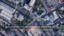 Reims secteur Lundy : trouvez votre appartement à acheter, vendez avec Alain STEVENS - Tél 06 12 55 19 80