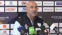 Fusion Racing 92-Stade Français – Laurent Travers : ''Avec Laurent Labit, on est très intéressé par ce projet''