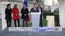 Jeux Olympique 2024 – Les dernières nouvelles de la campagne parisienne