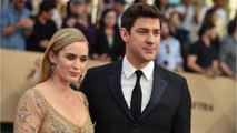Emily Blunt And John Krasinski Join Forces For New Movie