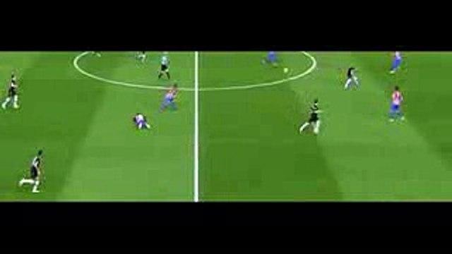 Jan Oblak amazing triple save !!!