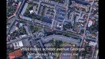 Appartement à vendre Reims Avenue Georges Clémenceau - maison à vendre Reims Immobilier