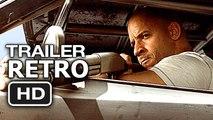 Fast & Furious 4 [2009] Trailer RETRO Subtitulado en Español (HD) Michelle Rodriguez
