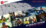 Au coeur de l'extrême - Episode 21 freeride world tour Andorre