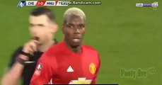 Paul Pogba is mad with rage after being humiliated by N'Golo Kanté!