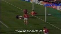 اهداف مباراة الدانمارك و هولندا 2-2 نصف نهائي كاس اوروبا 1992