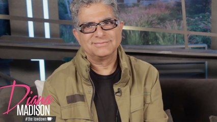 Deepak Chopra on How to Stay Centered in Today's Uncertain Political Climate