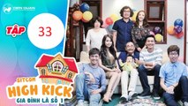 gia dinh la so 1 tập 33 full - phim viet nam sitcom - 2017 - thu trang tien luat
