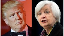 Yellen Hikes Interest Rates, Possibly Crashing Trump's Party