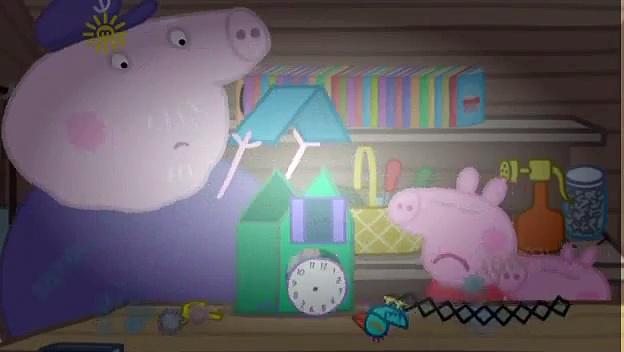 Peppa Pig Season 03 Episode 031 Grandpa Pigs Computer Watch Peppa Pig Season 03 Episode 0