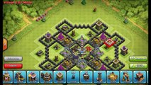Castle Clash Town Hall 12 HBM Defense Base ○ Castle Clash TH12 Base