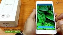 Test Speaker dan Game Infinix Hot Note X551 - video dailymotion