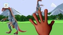 Палец Семья с динозавры Папа палец Песня Дети песни Дети питомник рифмы мну