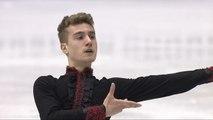 Matteo RIZZO SP World Junior Championships 2017