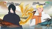 Naruto Storm 4: Hokage Naruto All Moveset,Awakening x Team Ultimate Jutsu (Boruto: The Mov