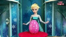 Frozen Elsa answers your Surprise Egg Questions on Jack