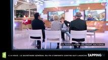 Front National : gros clash entre le secrétaire général du FN et Guy Lagache sur C à vous (vidéo)