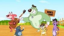 Rat-A-Tat  Farming Fun   Chotoonz Kids Funny Cartoon Videos