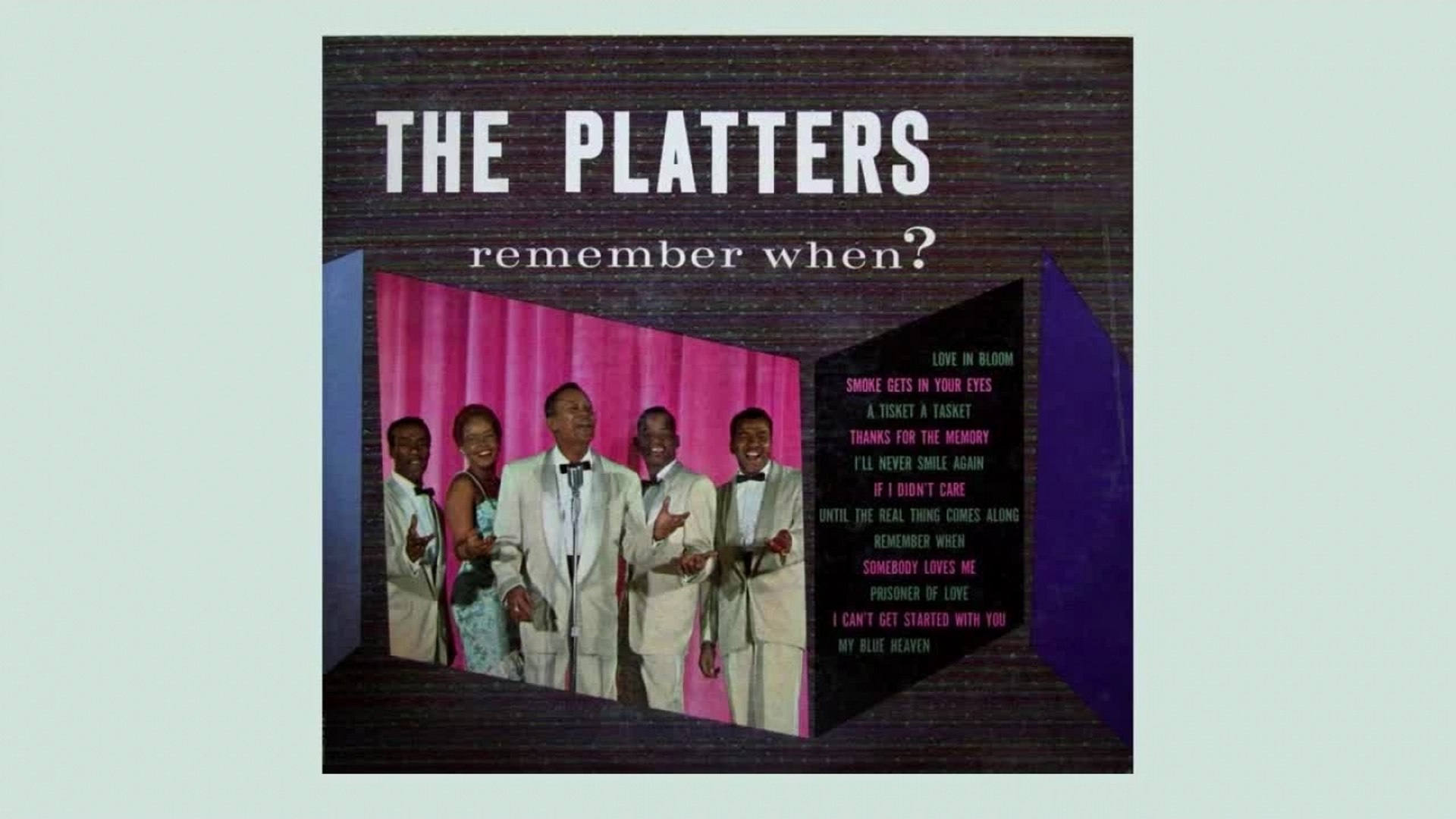 The Platters - Remember When - Full Album