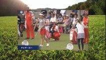 【セクシーゴルフ】藤田光里 スイングが美しい素敵な女子プロゴルファー 練習風景