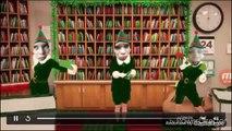 ELF YOURSELF - Annoying Orange & Midget Apple - video
