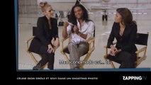 Céline Dion drôle et sexy dans un shooting photo (vidéo)