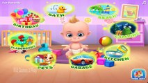Smelly Baby - Farty Party , Lets see Baby Make a Farts in BathTime - Tabtale ipad iOS Game