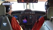 À bord d'un avion et grâce à des caméras, les douaniers traquent les fraudes en pleine mer