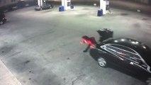 Une femme kidnappée s'échappe du coffre d'une voiture