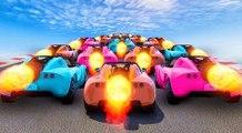 KWEBBELKOP-NEW EXTREME ROCKET CAR RACES! (GTA 5 Funny DLC Moments)