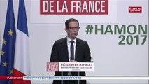 """REPLAY. Benoit Hamon """"50% des marchés publics seront réservés aux petites et moyennes entreprises"""""""